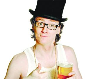 Preston and Leyland Citizen: Review: Ed Byrne @ King George's Hall, Blackburn