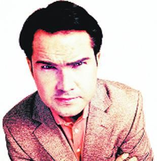IN TOWN: Jimmy Carr