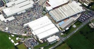FEARS The BAE Systems plant at Samlesbury