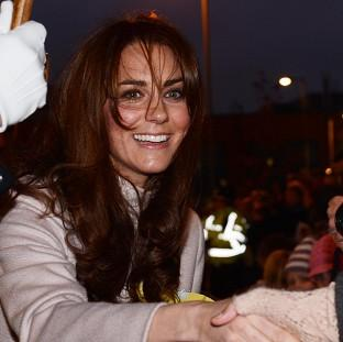 The Duchess of Cambridge had been due to attend the UK premiere of The Hobbit with her husband