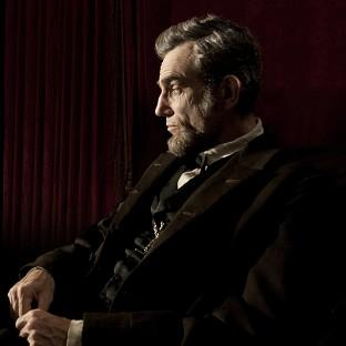 Daniel Day-Lewis portrays Abraham Lincoln in the film Lincoln, for which he has received an Oscar nomination for best actor (AP)