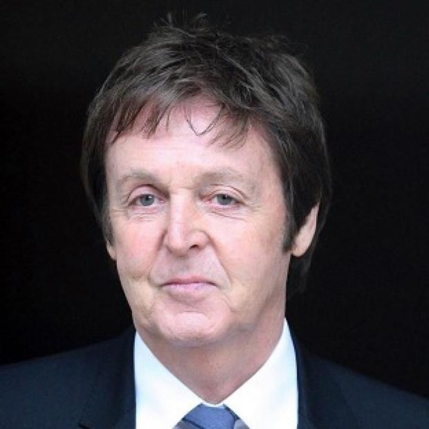 Sir Paul McCartney sings on the new ad for Linda McCartney food