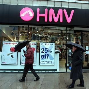 A further 37 HMV stores are to close, leaving the firm with around 116 outlets
