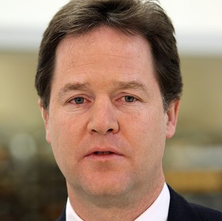 Clegg faces questions over Rennard