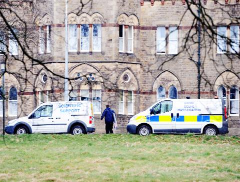 INVESTIGATION Specialist units were called in to Jamea Al Kauthar School in Lancaster