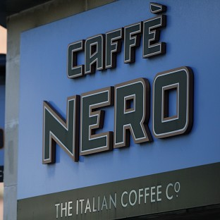Caffe Nero's Americano was the only one where an expert thought he could identify the origin of the beans