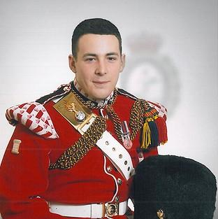 Preston and Leyland Citizen: Fusilier Lee Rigby was killed in Woolwich.