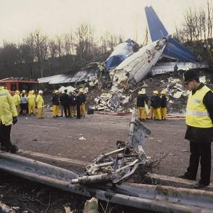 Preston and Leyland Citizen: The Kegworth air disaster in Leicestershire