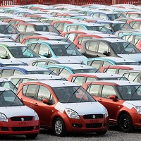 New car sales soar to six-year high