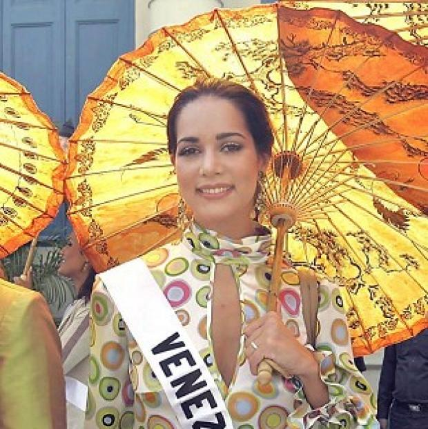 Preston and Leyland Citizen: Former Miss Venezuela Monica Spear, who took part in a Miss Universe pageant in Thailand, and her British ex-husband Thomas Berry, were killed during a robbery.