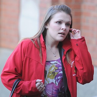 Rosie-Ann Stone is accused of causing the death of her sister Jennie by careless driving