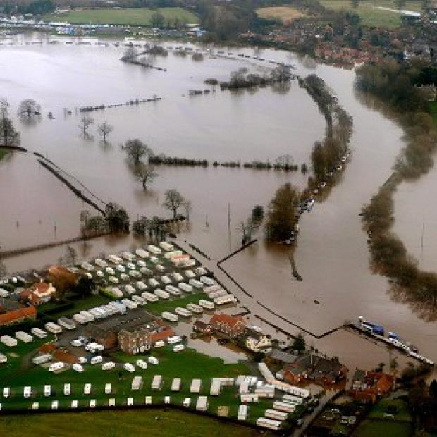 Preston and Leyland Citizen: With saturated ground, forecasters say the public should be aware of the likelihood of localised flooding