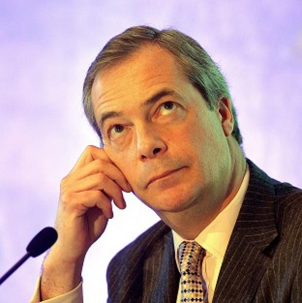 Preston and Leyland Citizen: Nigel Farage was allegedly the victim of an assault.