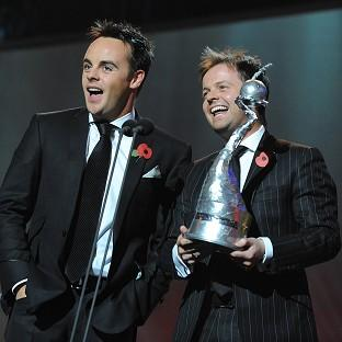 Preston and Leyland Citizen: Anthony McPartlin and Declan Donnelly are looking to capture another National Television Award