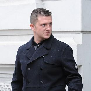 Tommy Robinson, founder of the EDL, has been jailed for defrauding the Abbey and Halifax b