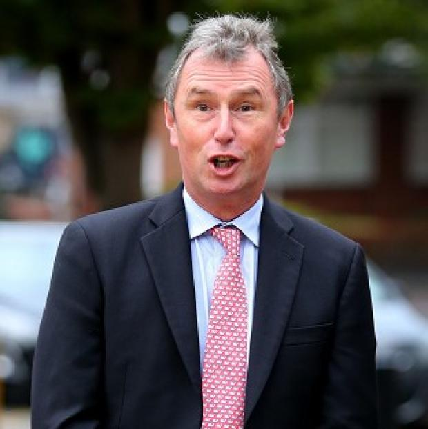 Preston and Leyland Citizen: Former Commons deputy speaker Nigel Evans is accused of sex offences against seven men