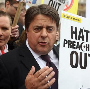 Preston and Leyland Citizen: BNP leader Nick Griffin reportedly has links with Hungarian party Jobbik