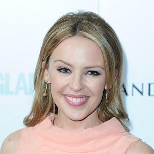 Kylie Minogue recorded catchy hit Can't Get You Out Of My Head