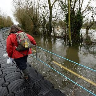 Preston and Leyland Citizen: The Prince of Wales will visit flood-hit areas of Somerset including Langport