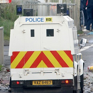 Pipe bomb explodes at GAA ground