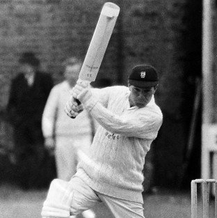 Glamorgan batsman Bernard Hedges had an 18-year career in first-class cricket