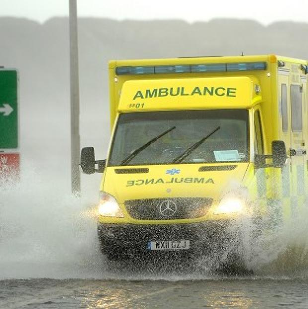 Preston and Leyland Citizen: There were 106,230 emergency admissions across England in the week
