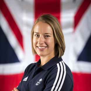 Golden Valentine's Day for Yarnold