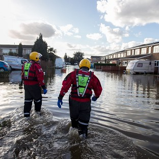 Cameron: Floods are a 'tragedy'