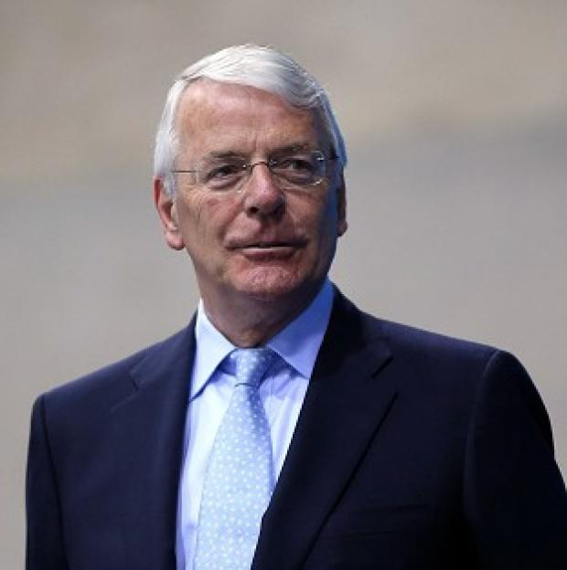 Preston and Leyland Citizen: Sir John Major's life story makes him a symbol of the Conservative party, Grant Shapps said
