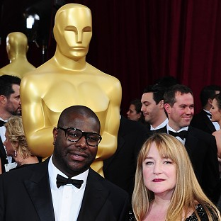 Britons fill boots at the Oscars