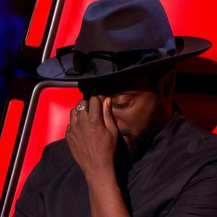 Will.i.am had to take time out from The Voice when he was unable to choose between two contestants
