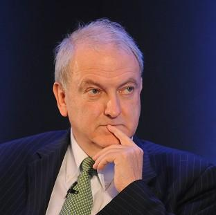 Professor Sir Bruce Keogh led an investigation into death rates at 14 NHS trusts