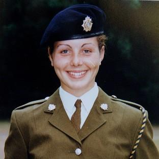 Private Cheryl James was found with gunshot wounds at Deepcut Barracks in November 1995.