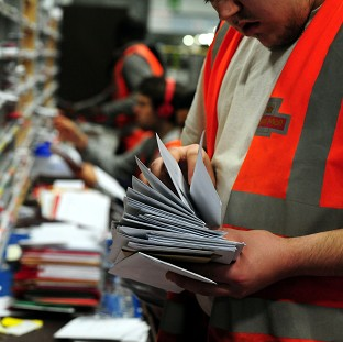 Royal Mail is consulting on plans to cut 1,600 jobs