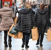 Preston and Leyland Citizen: High street sales rose 1.7% in February as better weather tempted shoppers out