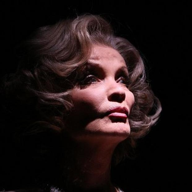 Preston and Leyland Citizen: Former soap star Kate O'Mara, pictured here as Marlene Dietrich, has died aged 74