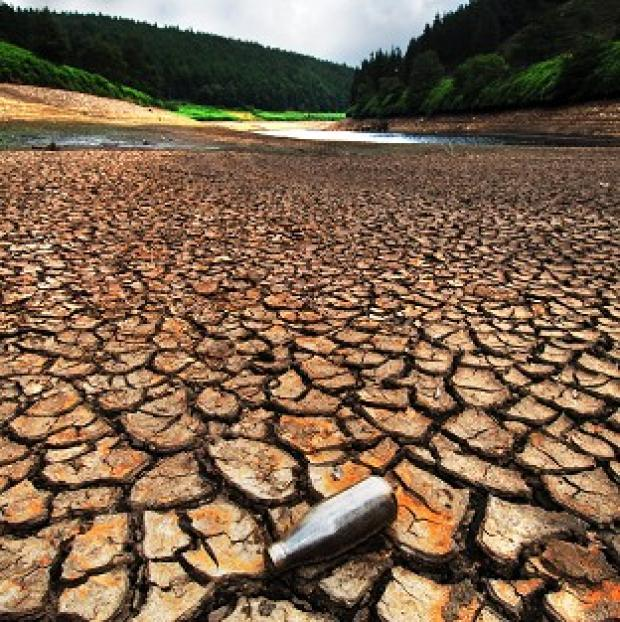 Preston and Leyland Citizen: The report on the impacts of climate change said rising temperatures are expected to lead to more droughts and heatwaves