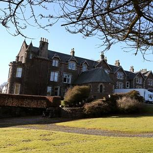 Preston and Leyland Citizen: Andy Murray bought Cromlix, three miles from his home town of Dunblane, in February last year