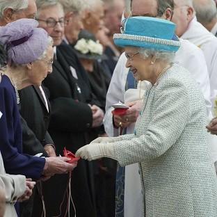 Preston and Leyland Citizen: The Queen will hand out Maundy money