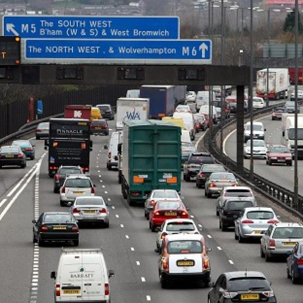 Preston and Leyland Citizen: Up to 16 million cars will be on the move over the bank holiday