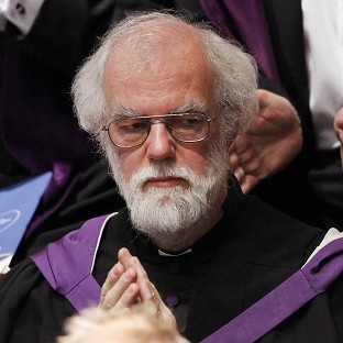 Former Archbishop of Canterbury Rowan Williams said the country is not as secular as some people think