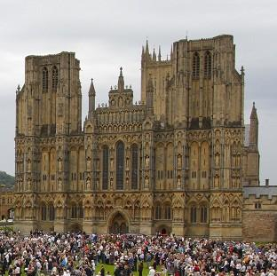 Preston and Leyland Citizen: A woman has become trapped after a fall at Wells Cathedral