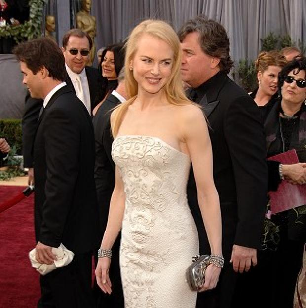 Preston and Leyland Citizen: Nicole Kidman has said she would give up her movie career for her family
