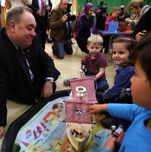 The Treasury has claimed that Scottish Government plans for childcare do not add up