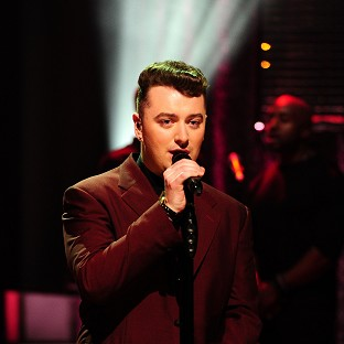 Sam Smith will sing Stay With Me.
