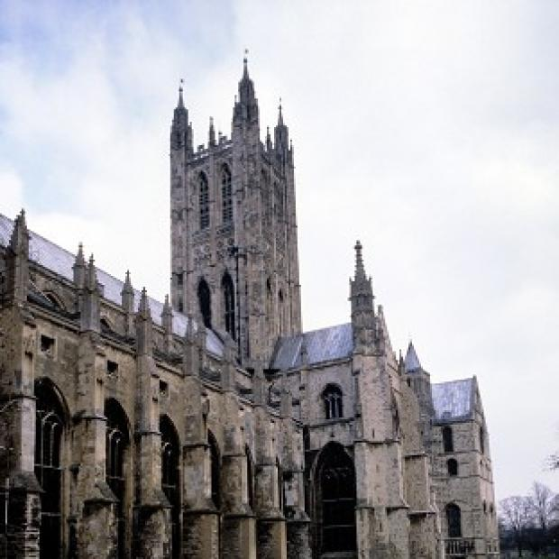 Preston and Leyland Citizen: Canterbury Cathedral has been awarded �11.9 million by the Heritage Lottery Fund.