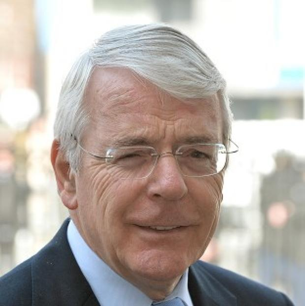 Preston and Leyland Citizen: Sir John Major has said the results of the European elections will help PM David Cameron's plans to renegotiate Britain's EU membership