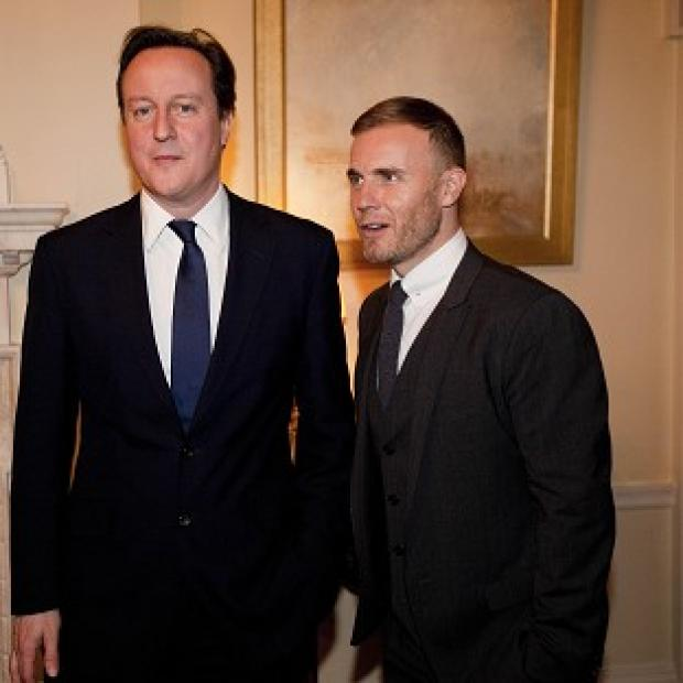 Preston and Leyland Citizen: There is speculation Prime Minister David Cameron may not invite singer Gary Barlow to a 10 Downing Street event after a tax controversy