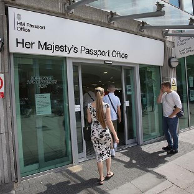 "Preston and Leyland Citizen: The PCS Union's Mike Jones said that the Passport Office has ""lost control"" of the backlog"