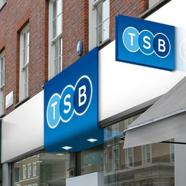 Preston and Leyland Citizen: TSB shares are being floated at 260p